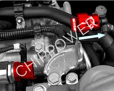 Chiptuning ChipPower CR1 f/ür Qashqai II J11 1.5 dCi 110PS Chip Box Tuning Diesel